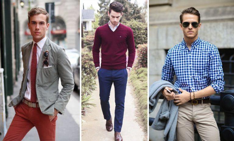 Outfits de hombre para oficina en 2020
