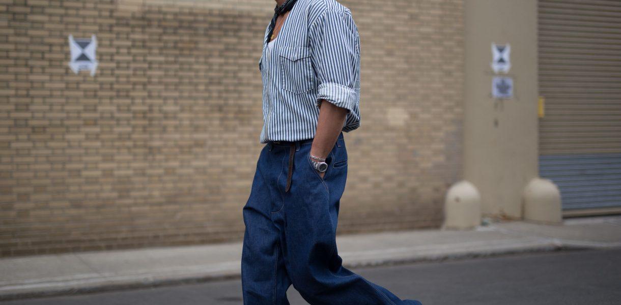 Pantalones vaqueros de hombre