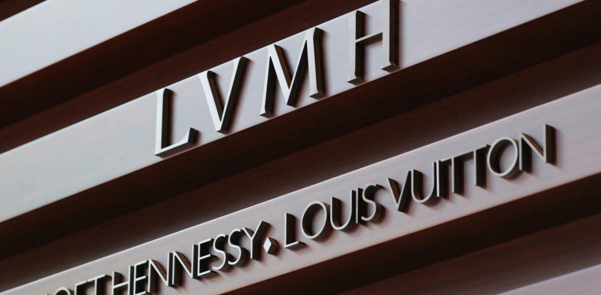 Logo del conglomerado lvhm