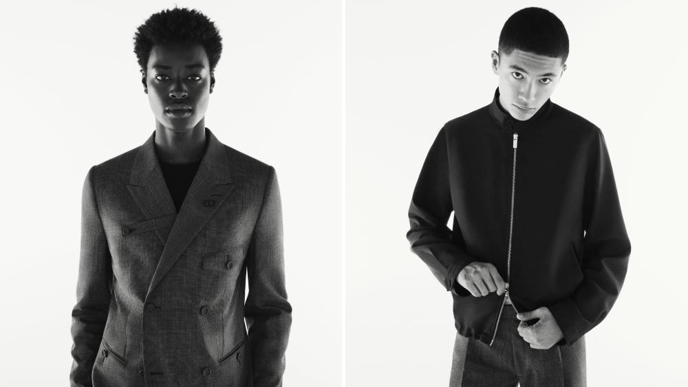 Nueva colección Modern Tailoring de Dior
