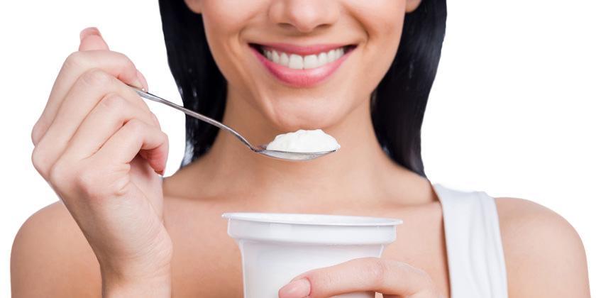Los probióticos cuidan la flora intestinal