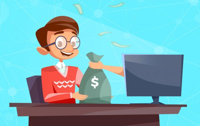 ganar flujos de ingreso