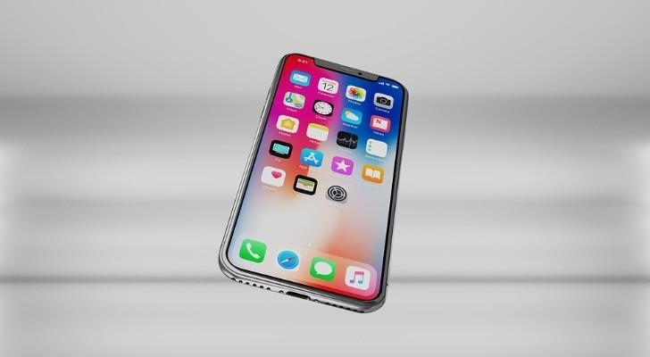celular iPhone recién comprado