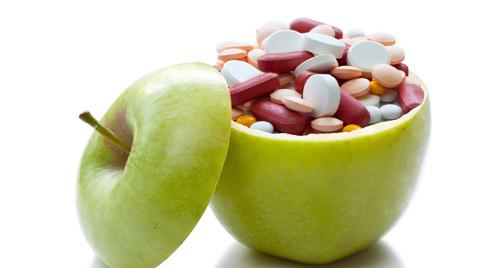 Nutrientes o suplementos