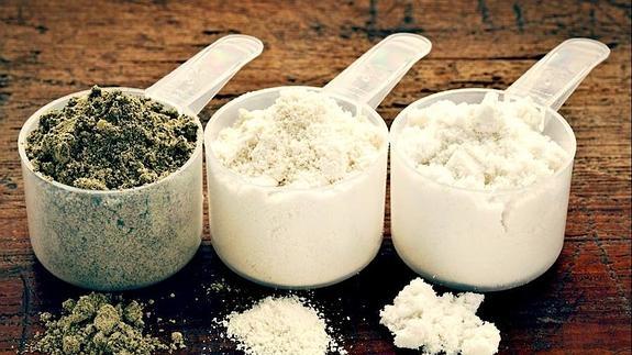 polvos de protein