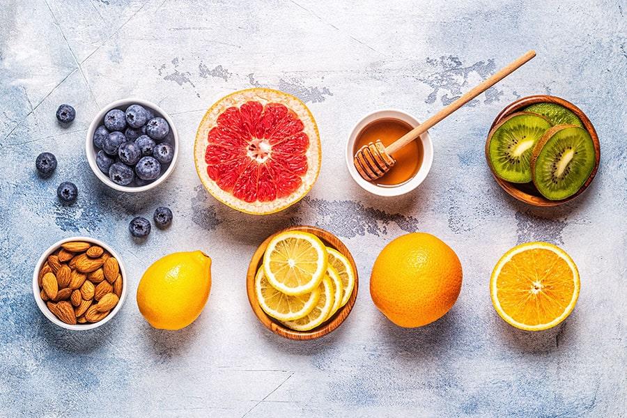 El bienestar que necesitas está en los antioxidantes