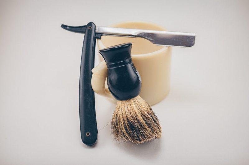 Kit de barbería